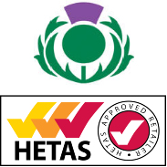 HETAS approved stove installer